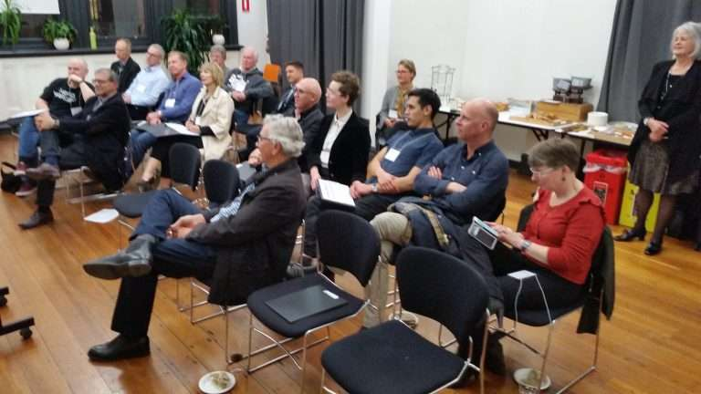 SVP Melbourne partners and guests at 2018 investee presentations